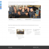 Picture of the Church Metal Spinning website, a good example of manufacturing websites by OnYourMark, LLC